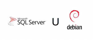 SQLSevrer Union Debian